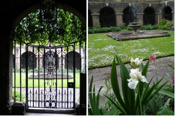 little cloister